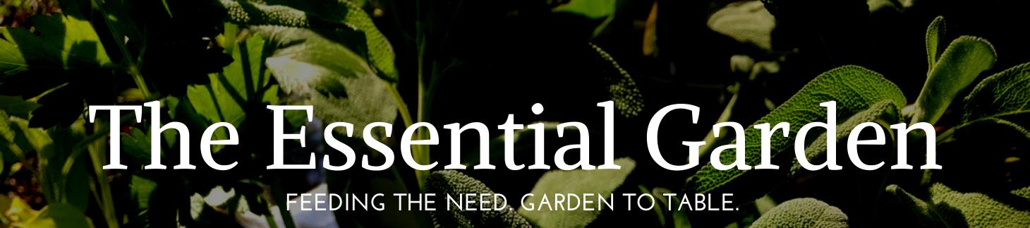 Garden website banner