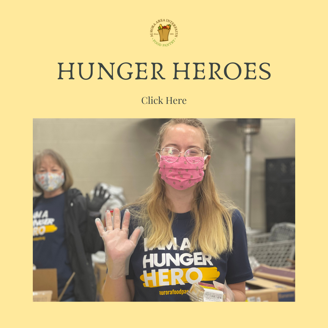 Hunger Heroes Button