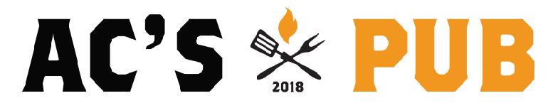 AC's Pub Logo